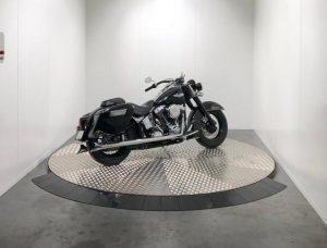 Draaischijf Motorfiets